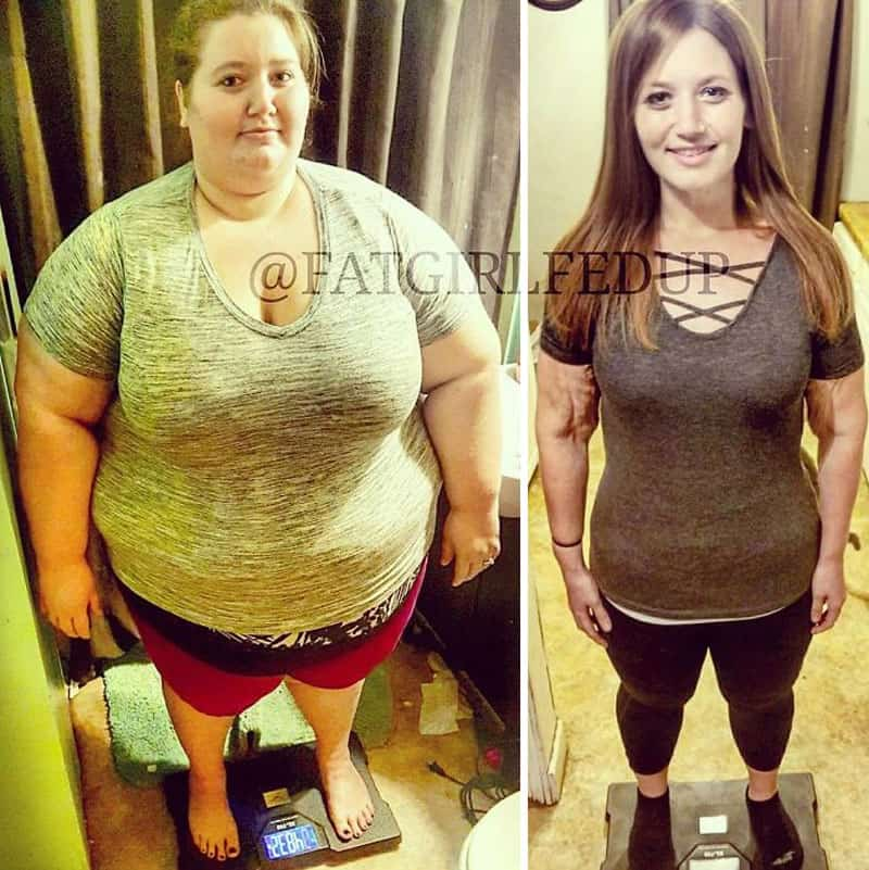 The spectacular transformation of a lady weighing 500 lbs- look at the recreational photos yourself! 12