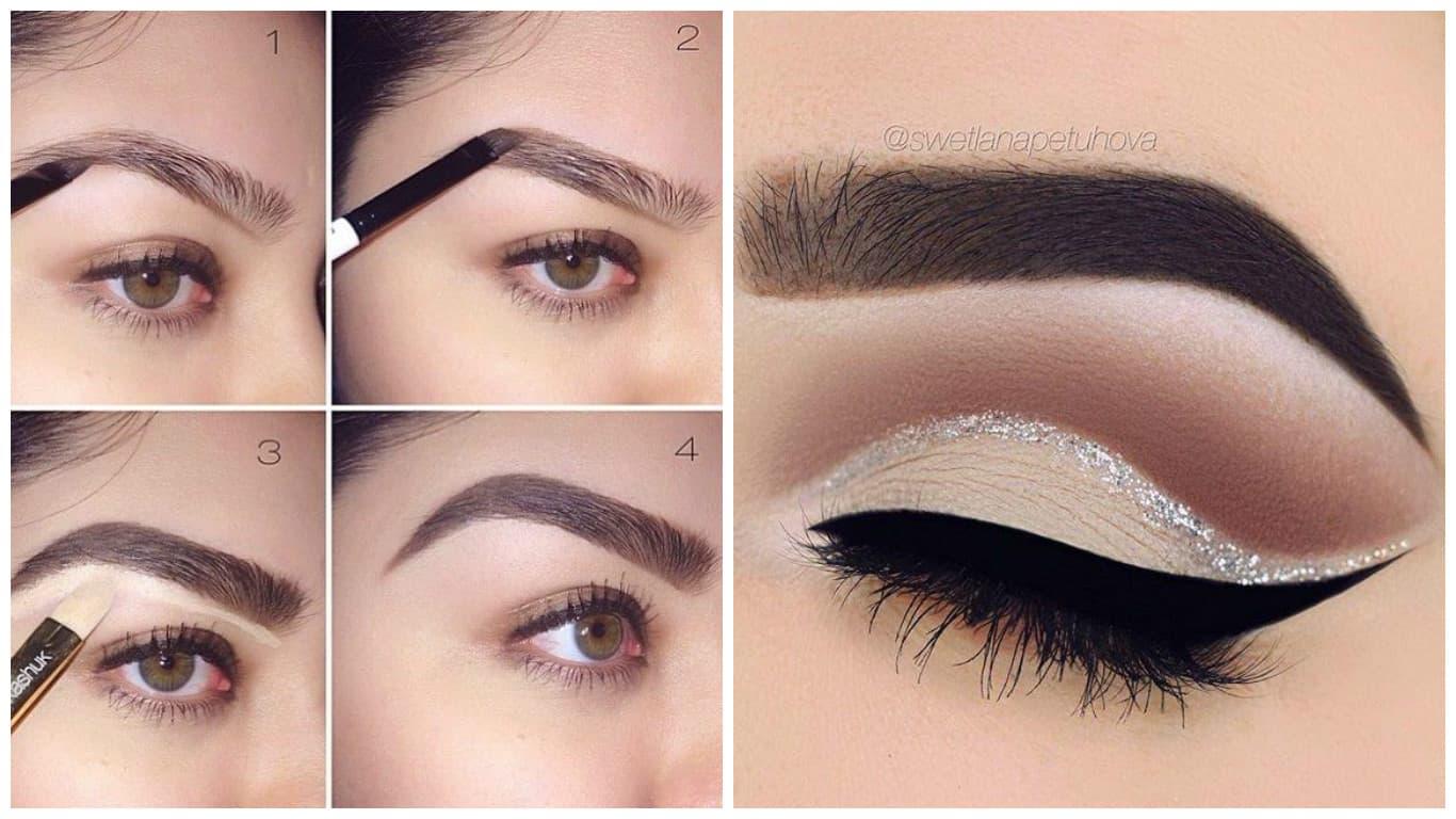 How to do perfect eyebrow makeup