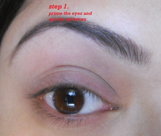 copper eye makeup tutorial (4)