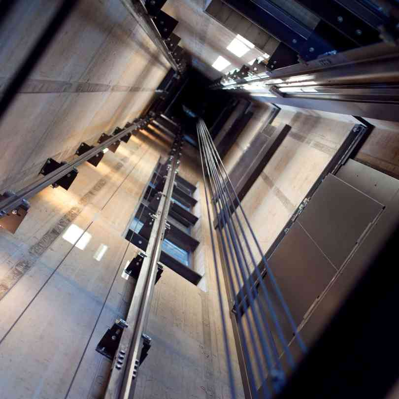 Here's How To Survive A Falling Elevator 12