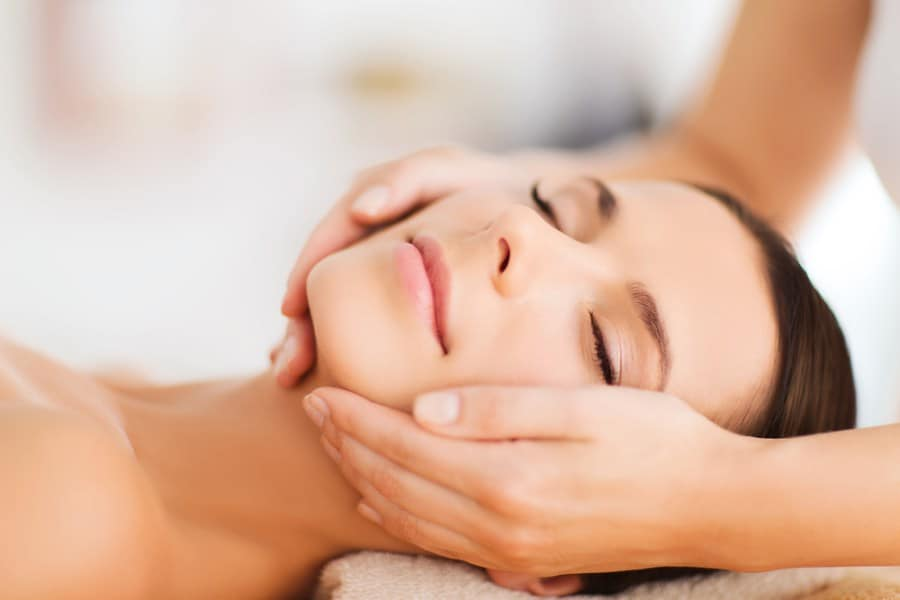 Image result for chin and neck massage