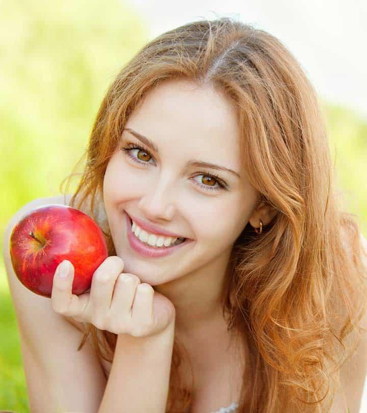 Apple Face Packs For All Skin Types