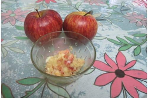 apple face packs