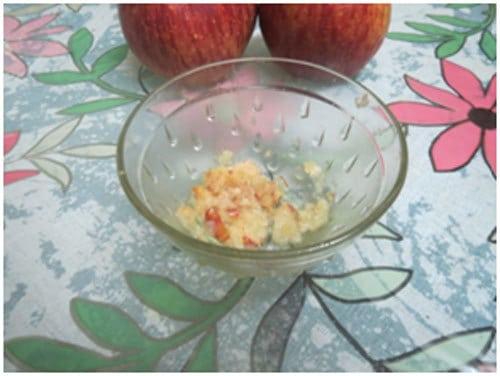 grated apple pie recipe