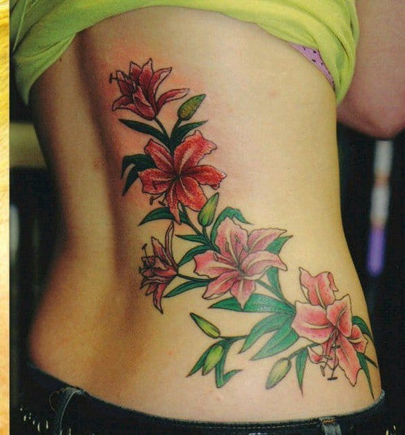 Women With Best Tattoo Designs 15