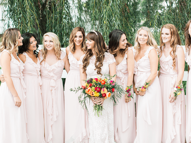 The Expectations Versus Reality Of Being The Bridesmaid 4