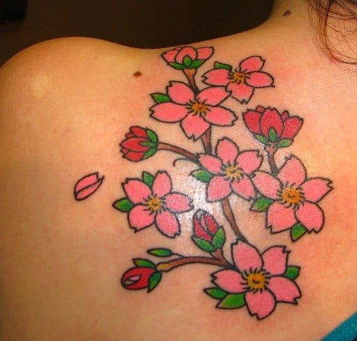 Women With Best Tattoo Designs 3
