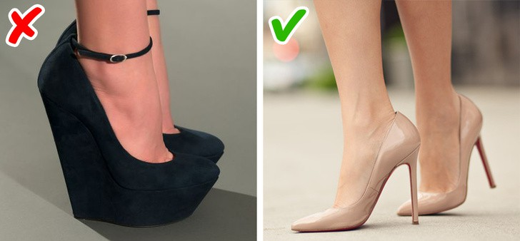 Reasons Which Proves That Your Shoes Appear Cheap 3