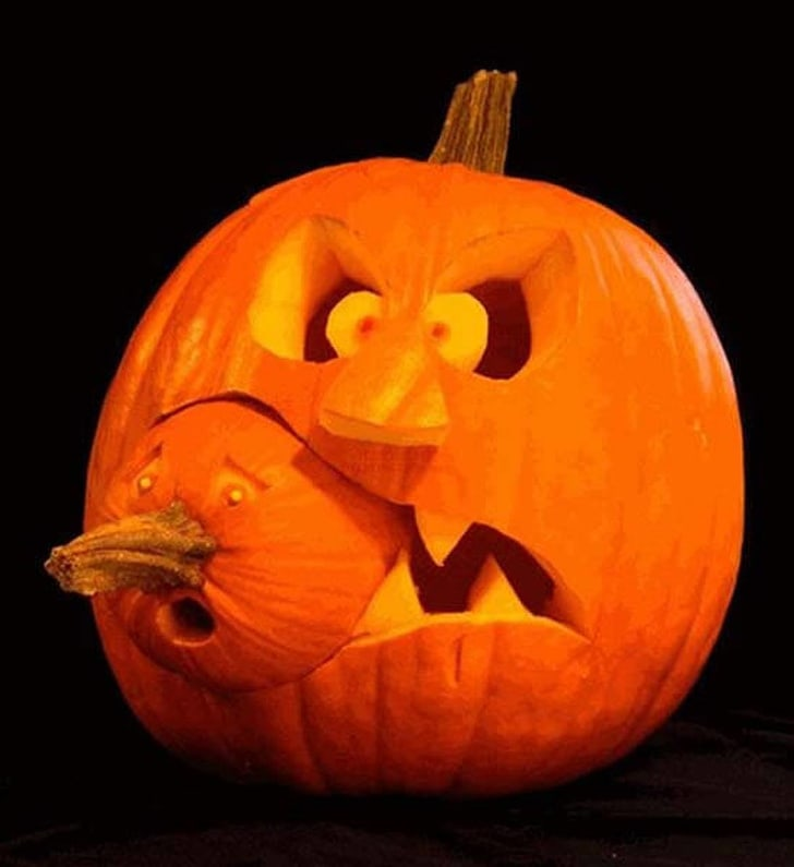 These 14 People Best Carved Out Pumpkin To The Next Level 2
