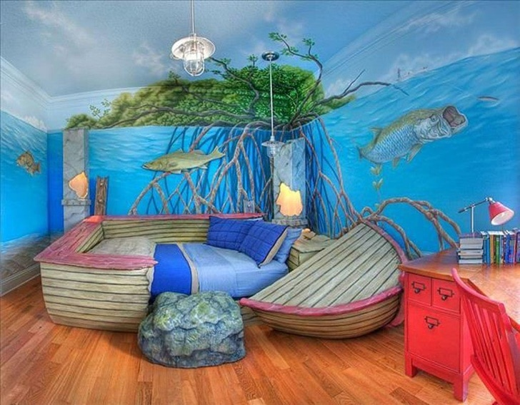 12 Best And Stunning Designs Of Children's Rooms That You Will Surely Love 2
