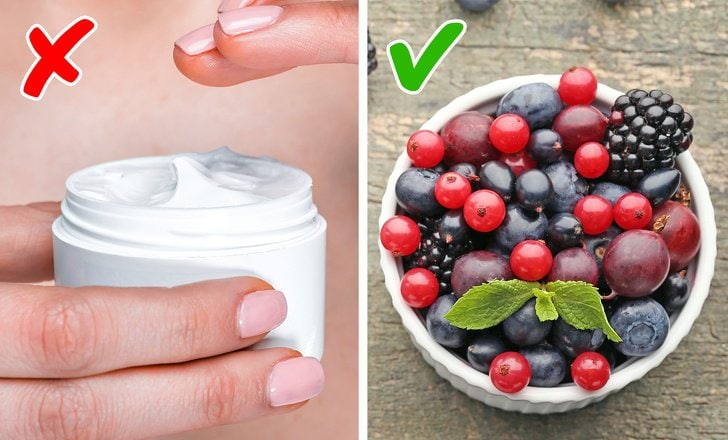 5 Best Ways To Get Rid Of The Aging Skin 4