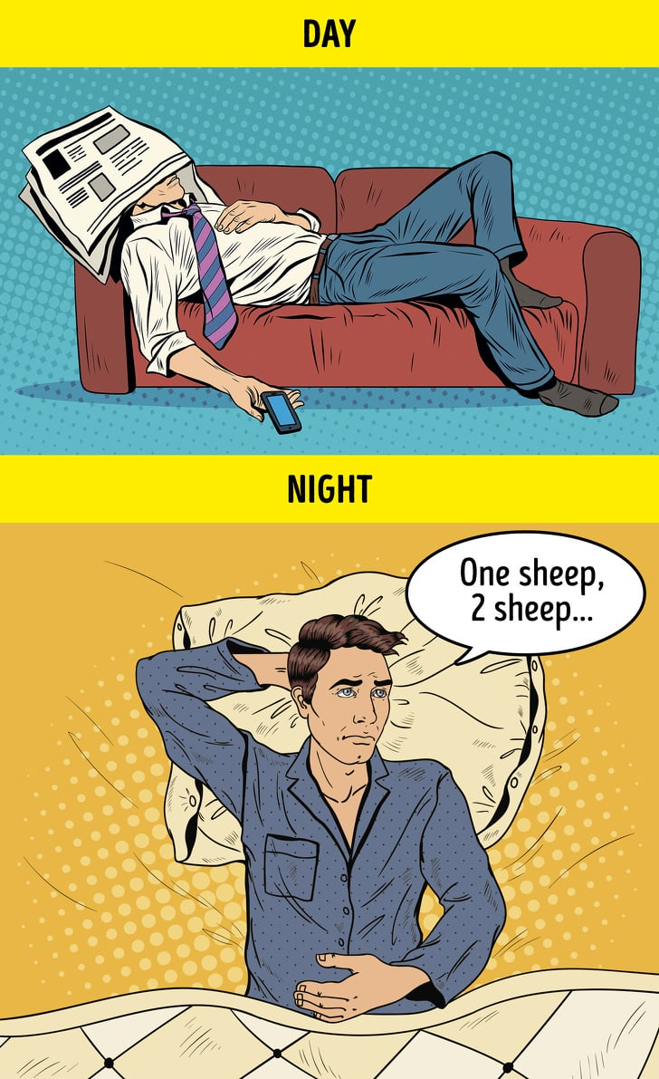 7 Facts That Might Be Ruining Your Sleeping Nights 3