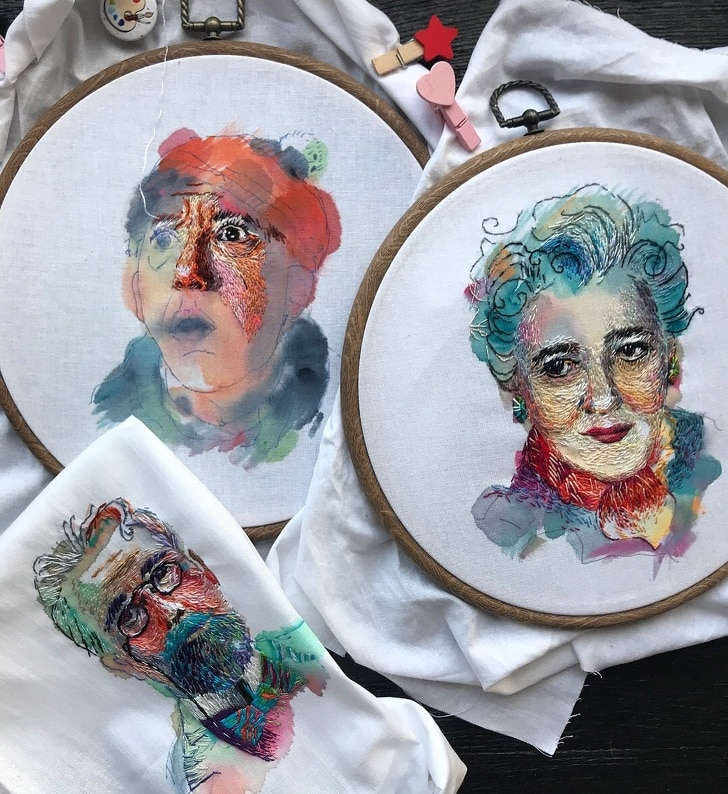 7 Best People Who Have Truly Turned Embroidery Into The MasterPieces 10