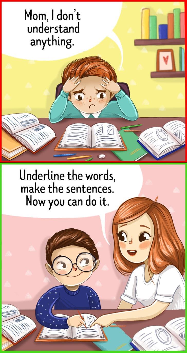 6 Best ways To Stop Parents Do Their Kids Homework 3