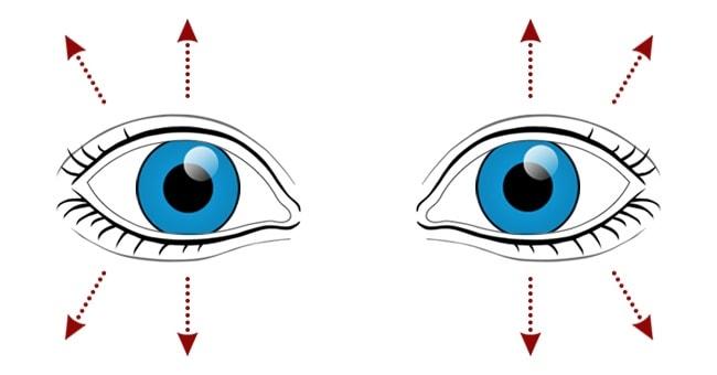 10 best exercises to improve your eyesight