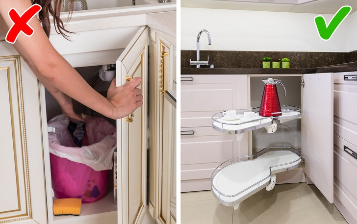 6 Best Kitchen Design Hacks That Would Turn Your Life Easier 5