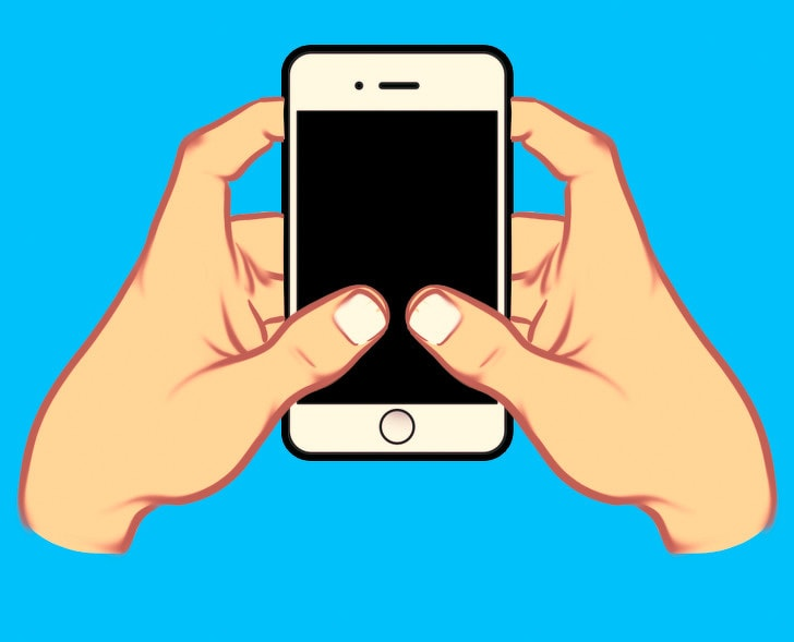 4 Best Facts Regarding Personality That Can Be Revealed By The Way Of Holding The Smart Phone 5