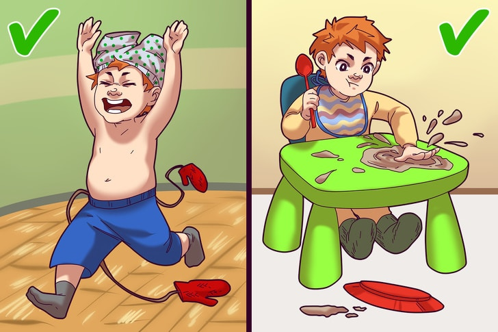 5 Worst Child Habits That Are Normal In Actual 5