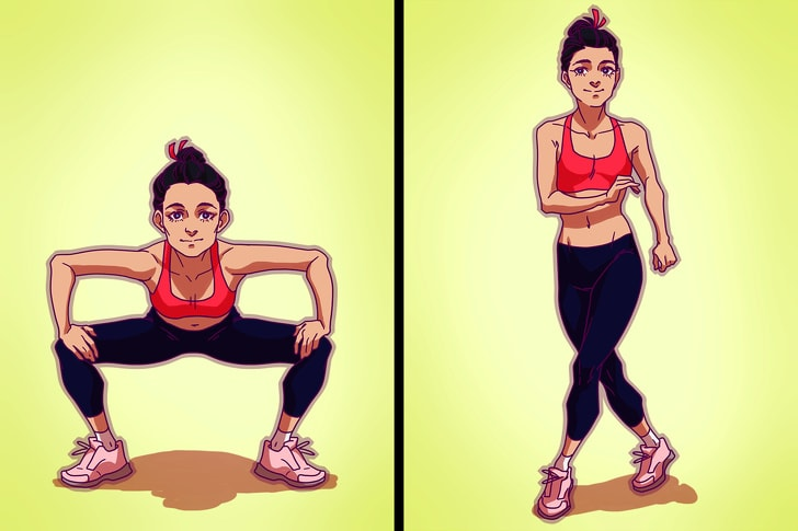 6 Best Exercises For Thighs Without Equipment 5