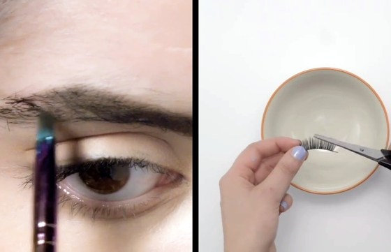 11 Best Makeup Tricks That You Would Consider Insane At The First Sight 70