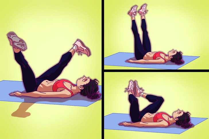6 Best Exercises For Thighs Without Equipment 6