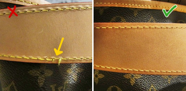 8 Ways to spot fake handbag
