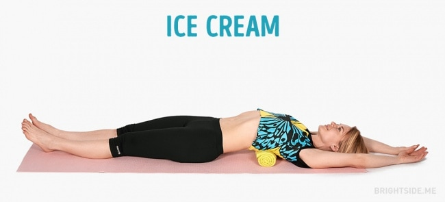 6 Best exercises you can do in bed