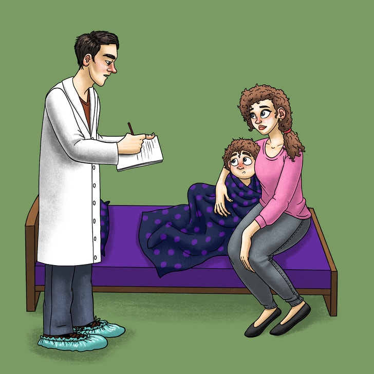 6 Rules From The Doctor For Parents To Raise Healthy Child 2