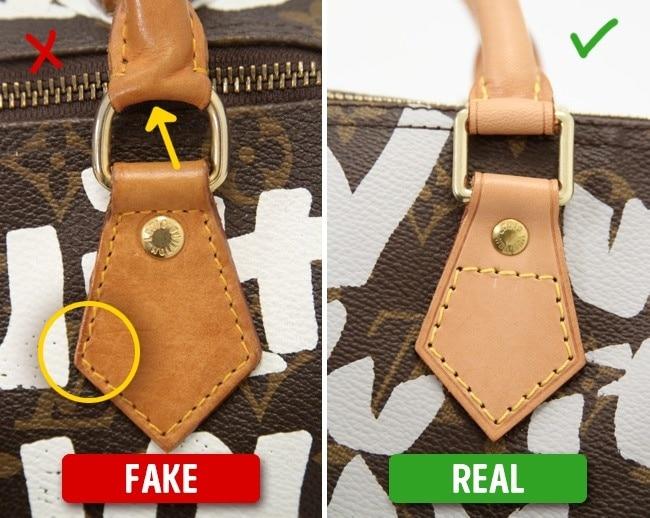 8 Tricks You Can Spot Fake Designer Handbag 1