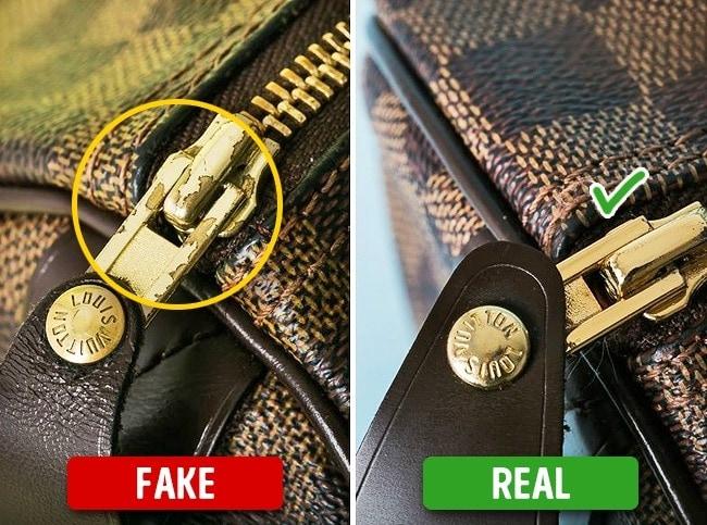 8 Tricks You Can Spot Fake Designer Handbag 2