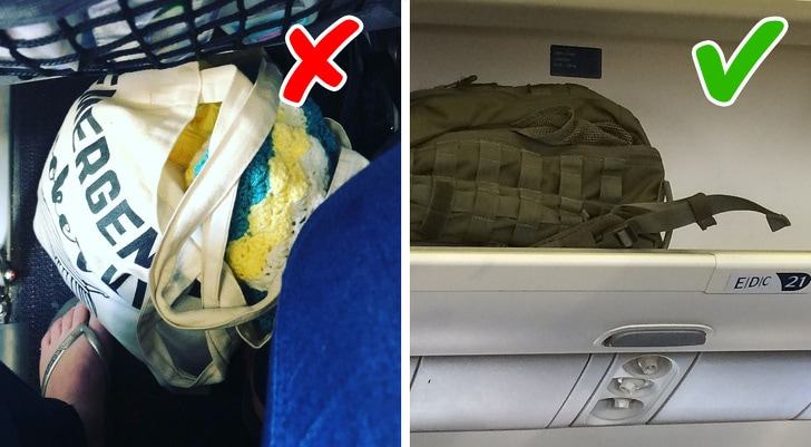 6 Best Ways To Travel Comfortably During A Long Journey Of the Flight 4