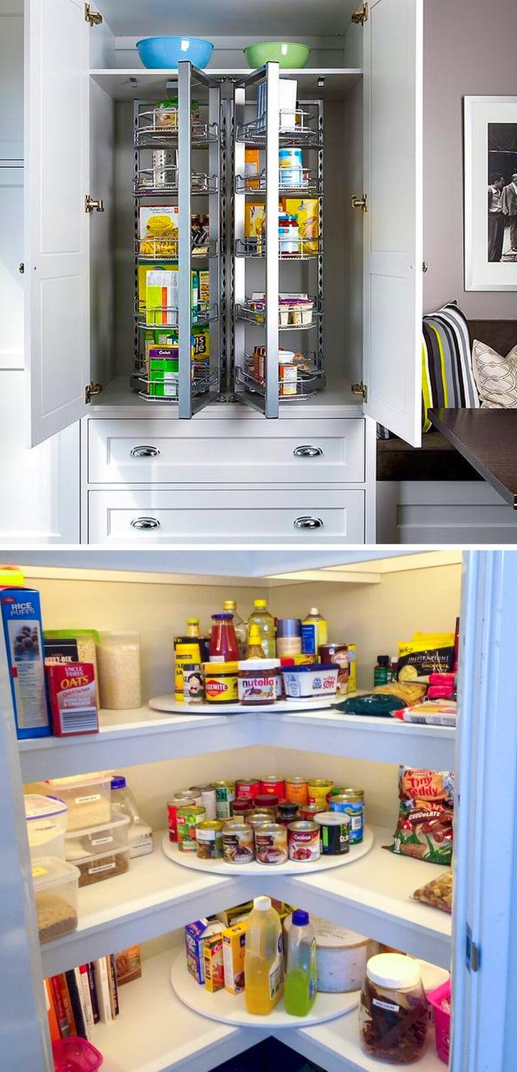 13 Best Ideas To Turn Your Kitchen Bigger 2