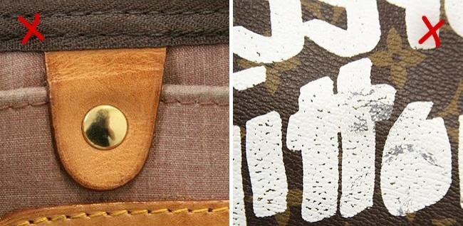 8 Tricks You Can Spot Fake Designer Handbag 3