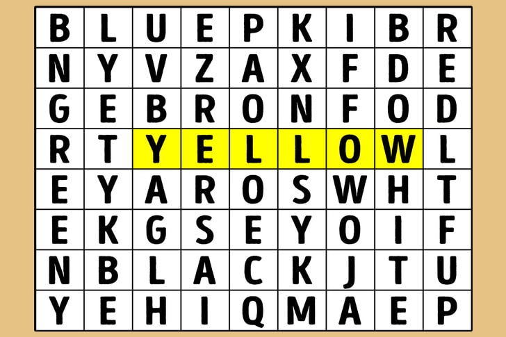 Find Which Color You See First Among 6 Reveals A Lot About Your Personality 5