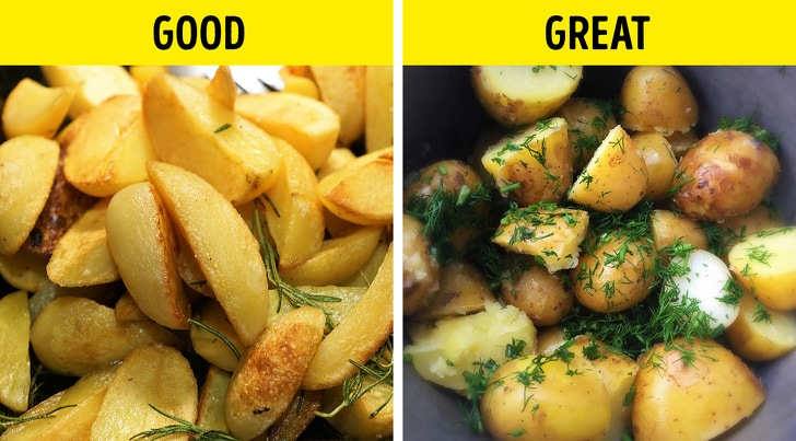 Check Out The Results Of Eating Potatoes Every Day 1