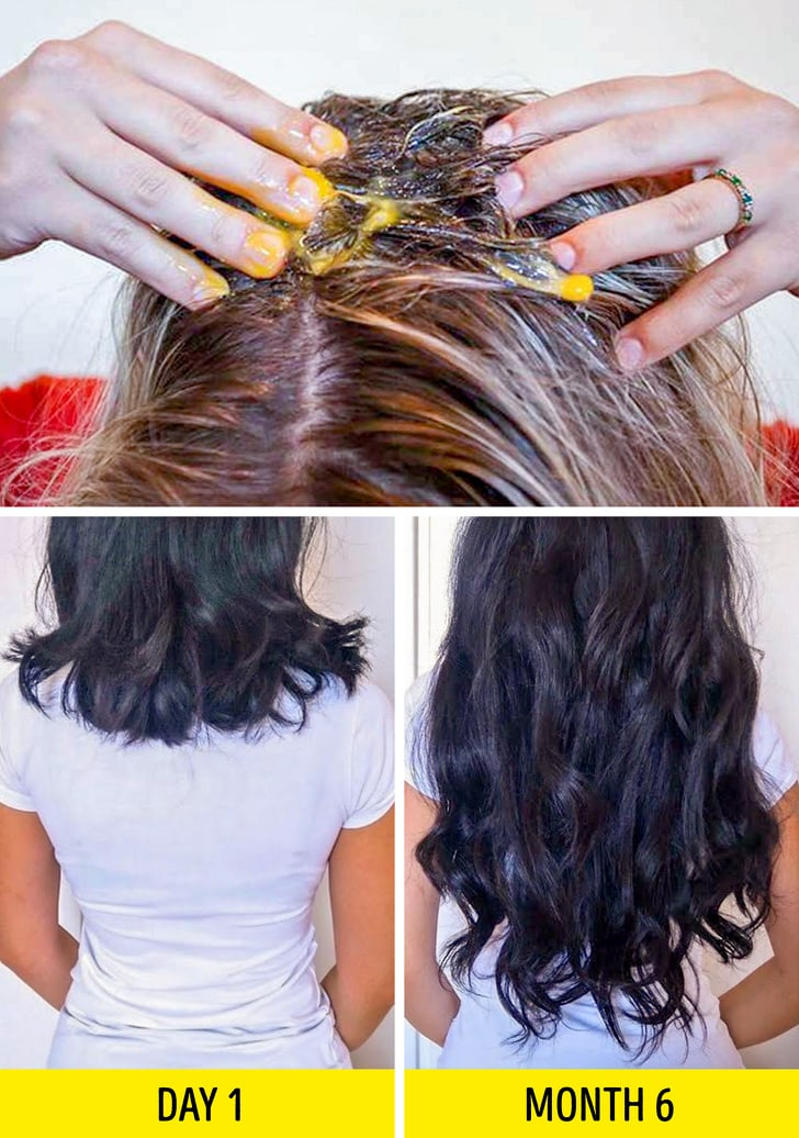 4 Amazing Beauty Tips Which Can Easily Transform Your Hair 2