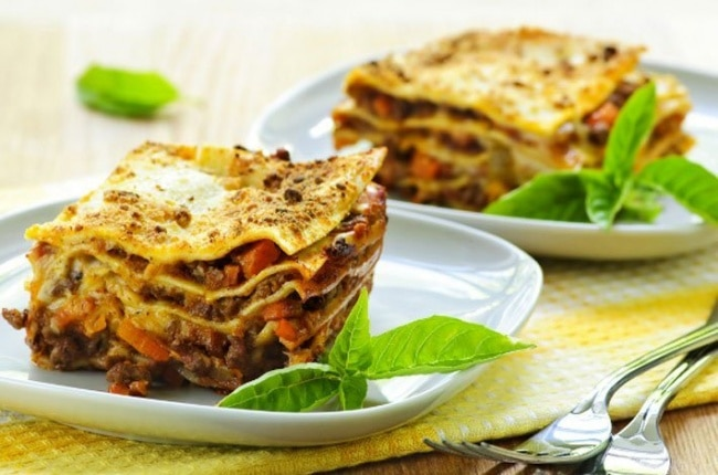 4 Amazing Recipes Of Lasagna Ideal For Winter 4