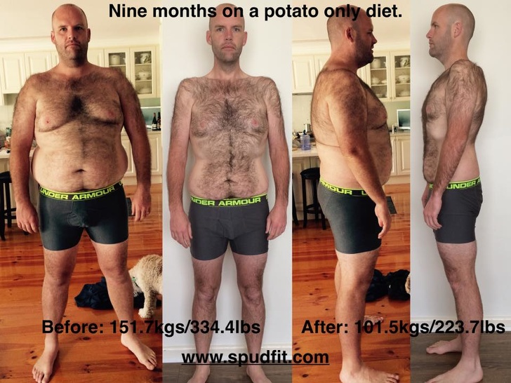 Check Out The Results Of Eating Potatoes Every Day 10