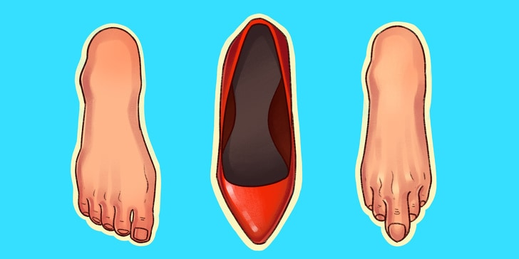 6 Types Of Shoes Can Damage Your Body Too Badly
