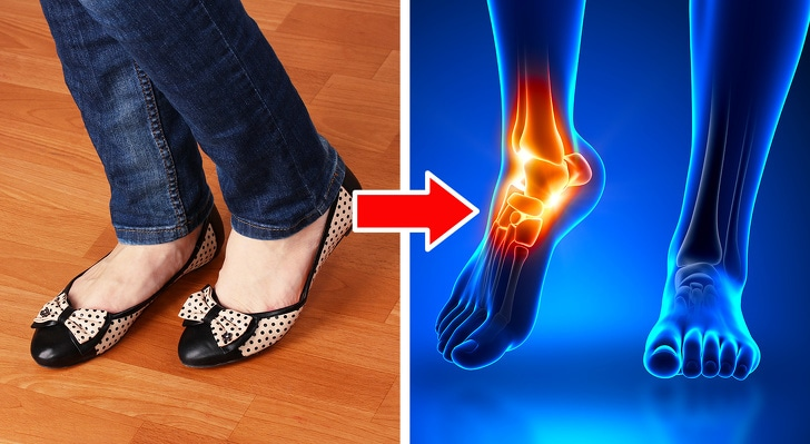6 Types Of Shoes That Can Damage Your Body Too Badly