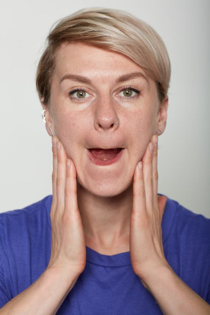 10 Basic Facial Exercises That Will Not Let You Visit To A Plastic Surgeon 11