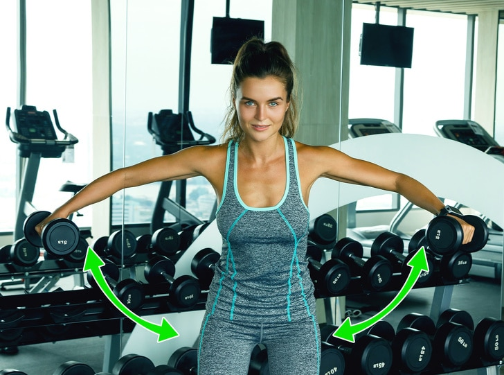 10 Simple Exercises Which Will Work Your Upper Body 5