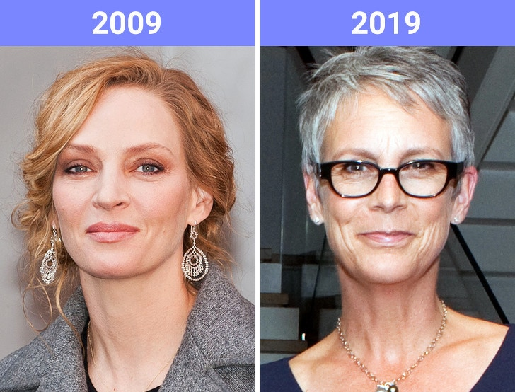 The Beauty Trends Of 10 Years Challenge Have Changed 5