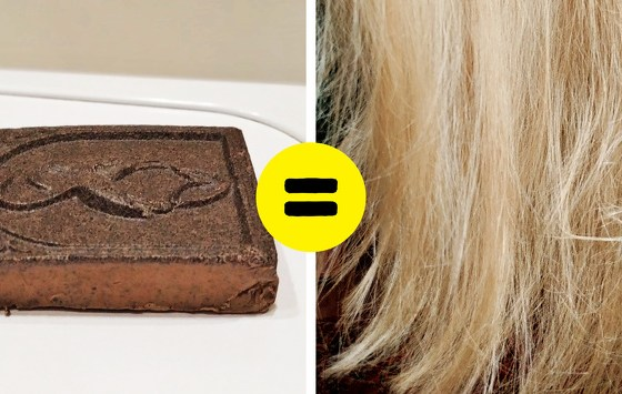 The Lady Shares The Ways To Repair Damaged Hair 28