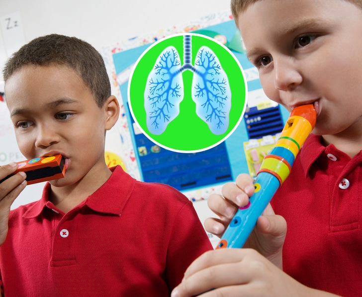Music Helps To Strengthen The Respiratory System