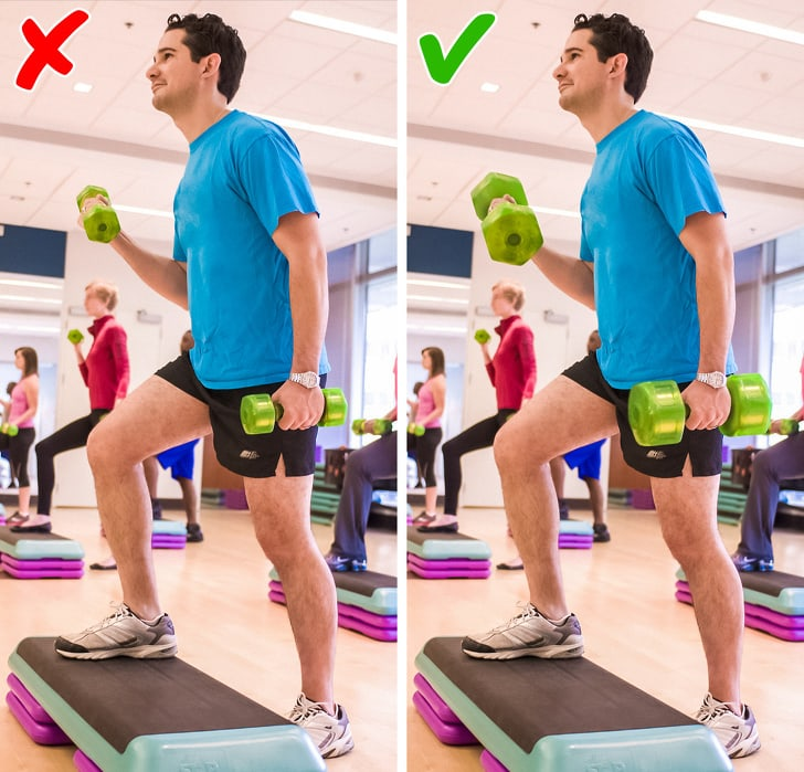6 Big Mistakes We Make That Stops Us Building Up The Muscles 4