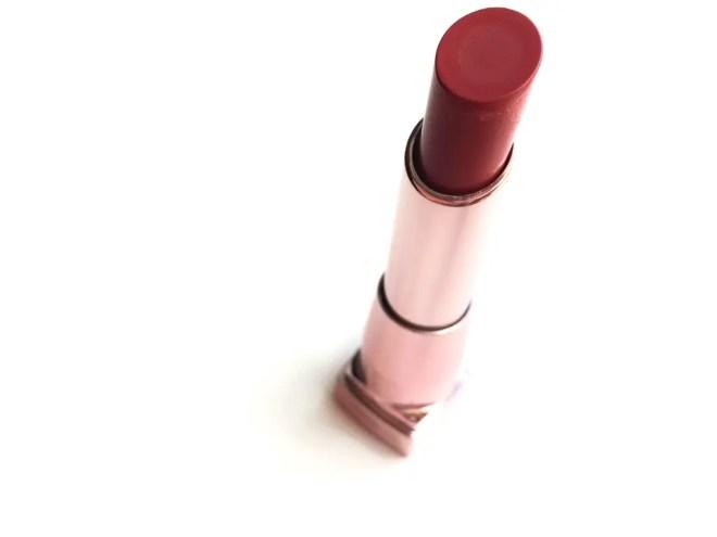 Review Maybelline Secret Blush (72) Shine Compulsion Lipstick