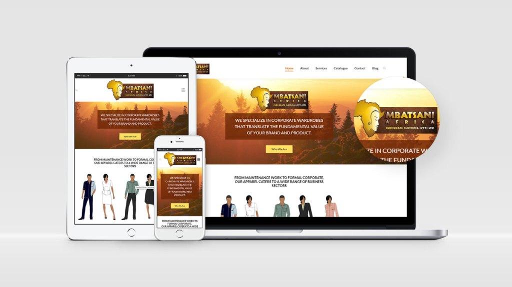 Mbatsani Africa Web Design