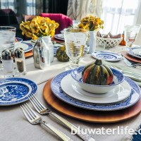 thanksgiving table ideas ~