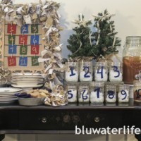 beverage station fun ~ holiday week